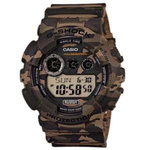 CASIO カシオ GD-120CM-5 Camouflage Series メンズ アナデジ 腕時計迷彩 クォーツ G-SHOCK Gショック|bheart