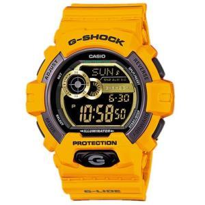 CASIO カシオ GLS-8900-9 G-LIDE メンズ デジタル 腕時計ブラック×イエロー Gライド クォーツ G-SHOCK Gショック|bheart