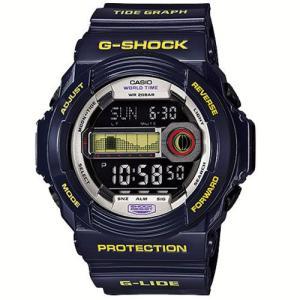 CASIO カシオ GLX-150B-6 G-LIDE メンズ デジタル 腕時計ダークブルー Gライド クォーツ Gショック|bheart