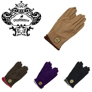 Orobianco オロビアンコ ORL-4153 レディース ジャージ グローブ 4色 手袋|bheart