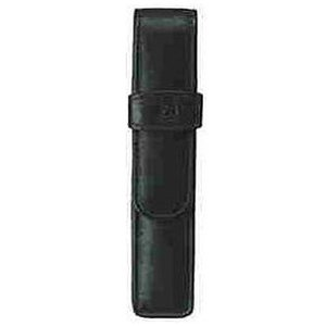 Pelikan レザーペンケース  カラー:ブラック  サイズ:15cm×2.7cm  詳細:1本用...