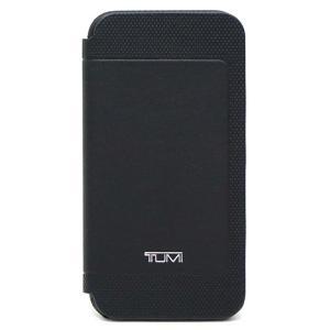 TUMI トゥミ 114220D レザー フォリオ・フォー・アイフォーン7 カバー 手帳型 ブラック iphone7用 apple アップル|bheart