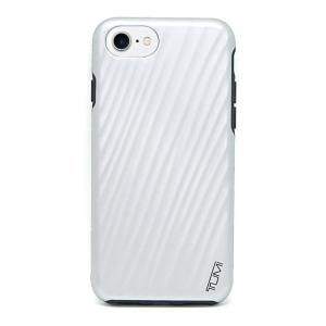 TUMI トゥミ 114222SLV 19 Degree ケース・フォー・アイフォーン7 シルバー iphone7用 apple アップル 携帯 ケータイ スマホケース スマホ|bheart