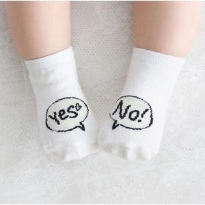 ベビー ソックス 靴下2〜4歳用 ホワイト M|biaro