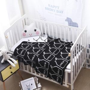 ブランケット 赤ちゃん おしゃれ ベビー ミルク リバーシブル キッズ 子供 プレイマット|biaro