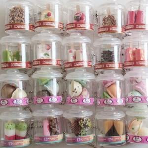 ミニチュアフード ミニチュア 食品サンプル ガチャガチャ おもちゃ スイーツ 超リアル アイスクリーム 誕生日プレゼント 母 娘|biaro