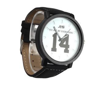腕時計 メンズ レディース ウォッチ おしゃれ モノトーン ホワイト|biaro