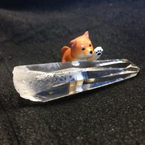 レムリアンライト コロンビア産 レムリアンシード 超透明 スーパークリア 天然水晶|bibi-store