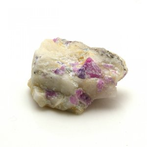 激レア!ガネーシュヒマール ラパで採掘された天然ルビーの原石 14g 7月の誕生石|bibi-store