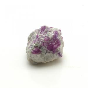 ガネーシュヒマール ラパで採掘された天然ルビーの原石 6g 7月の誕生石 ノーヒート未処理|bibi-store