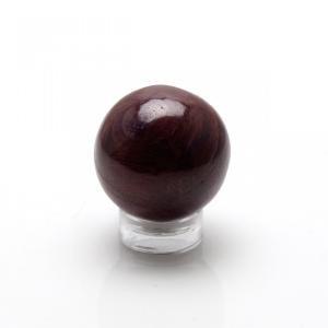 スタールビー 丸玉 25mm コランダム インド スフィア 7月の誕生石|bibi-store