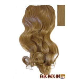 ウイッグ ポイントウィッグ つけ毛 エクステンション 巻き髪 /耐熱 えりあし カール 金髪 /条件付き送料無料 ビビデ ビビデバビデブー /PSLP627|bibidebabideboo