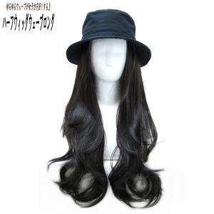 ウィッグ ウイッグ ハーフウィッグ ゆる巻き つけ毛 / 耐熱 ハーフウィッグ カールロング 黒髪/条件付き送料無料 ビビデ ビビデバビデブー /185LP2|bibidebabideboo