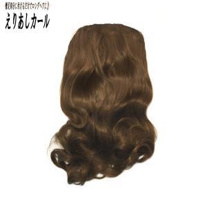 ウィッグ ウイッグ ポイントウィッグ つけ毛 エクステンション 巻き髪 /非耐熱 えりあし カール アッシュ系 /条件付き送料無料 ビビデ ビビデバビデブー /PS12|bibidebabideboo