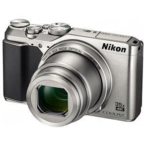 ニコン Nikon デジタルカメラ COOLPIX A900 シルバー  A900SL|bic-shop