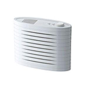 ツインバード TWINBIRD マイナスイオン発生 空気清浄機 3畳まで ホワイト ファンディスタイル AC-4235W bic-shop