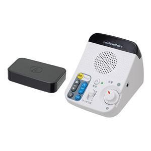 オーディオテクニカ audio-technica リモコン機能付きTV用赤外線コードレススピーカーシステム SOUND ASSIST AT-SP450TV|bic-shop