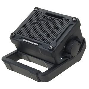 オーディオテクニカ audio-technica ポータブル アクティブスピーカー ブラック BOOGIE BOX  AT-SPB200BK|bic-shop