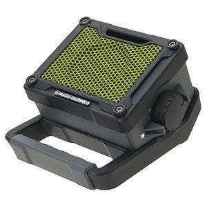 オーディオテクニカ audio-technica ポータブル アクティブスピーカー グレー BOOGIE BOX  AT-SPB200GY|bic-shop