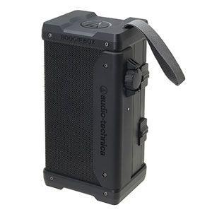 オーディオテクニカ audio-technica 防水 ポータブル アクティブスピーカー ブラック AT-SPB300BK|bic-shop