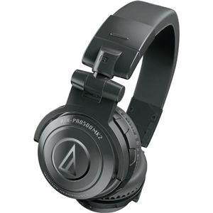 オーディオテクニカ audio-technica ダイナミック 密閉型 DJ ヘッドホン ブラック ATH-PRO500MK2-BK|bic-shop