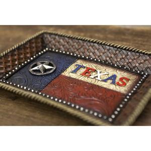 レトロ調 デコレーションアイテム テキサス トレー BS06125B|bic-shop|04