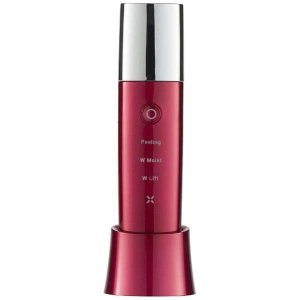 CosBeauty 美顔器 アクリアルピーリングプロ ワインレッド CB-018-R01|bic-shop