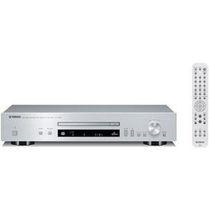 ヤマハ YAMAHA ネットワーク CDプレーヤー シルバー CD-N301S|bic-shop