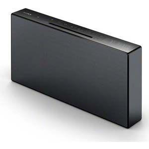 ソニー SONY ウォークマン接続対応 Bluetooth CDコンポ ブラック CMT-X3CD-B|bic-shop