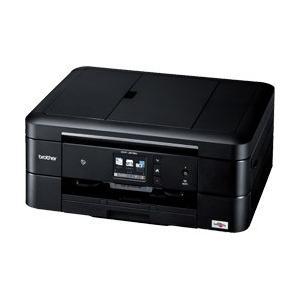 送料無料 ブラザー brother A4プリント対応 インクジェット複合機 ブラック  PRIVIO(プリビオ) DCP-J978N-B|bic-shop