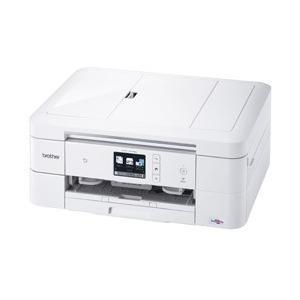 送料無料 ブラザー brother A4プリント対応 インクジェット複合機 ホワイト  PRIVIO(プリビオ) DCP-J978N-W|bic-shop