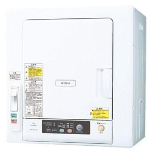 日立 HITACHI 6.0kg 衣類乾燥機 DE-N60WV-W|bic-shop