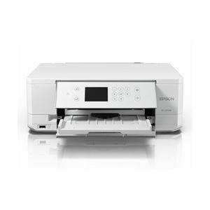 送料無料 エプソン EPSON A4プリント対応 インクジェット複合機 ホワイト Colorio(カラリオ) EP-811AW|bic-shop