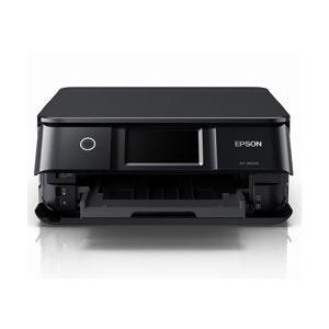 送料無料 エプソン EPSON A4プリント対応 インクジェット複合機 ブラック Colorio(カラリオ) EP-881AB|bic-shop