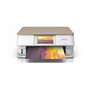 送料無料 エプソン EPSON A4プリント対応 インクジェット複合機 ニュートラルベージュ Colorio(カラリオ) EP-881AN|bic-shop