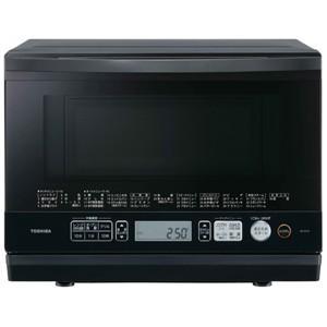 東芝 TOSHIBA 電子レンジ 簡易スチームオーブンレンジ 26L ブラック 石窯ドーム ER-SD70-K|bic-shop