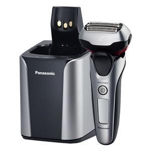 パナソニック Panasonic メンズシェーバー シルバー調 ラムダッシュ 3枚刃 ES-LT7A