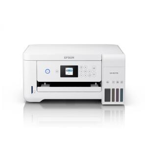送料無料 エプソン EPSON A4カラープリント対応 エコタンク搭載 インクジェット複合機 ホワイト EW-M571TW|bic-shop
