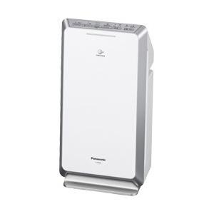 パナソニック Panasonic 空気清浄機 25畳まで ホワイト nanoe(ナノイー)・ECONAVI(エコナビ)搭載 F-PXR55-W|bic-shop