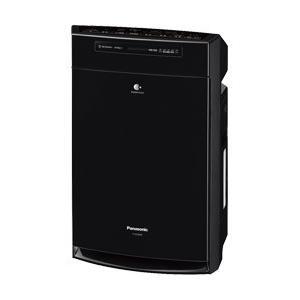 パナソニック Panasonic 加湿空気清浄機 空清25畳まで/加湿14畳まで ブラック nanoe(ナノイー)・ECONAVI(エコナビ)搭載  F-VC55XR-K|bic-shop