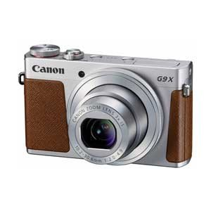 キヤノン CANON デジタルカメラ PowerShot G9 X シルバー G9X-SL|bic-shop