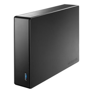 アイ・オー・データ IODATA USB3.0接続 外付けハードディスク 2.0TB HDJA-UTシリーズ 電源内蔵モデル HDJA-UT2.0|bic-shop
