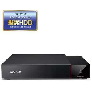バッファロー BUFFALO USB3.1(Gen1)/3.0対応 外付けハードディスク 1.0TBビエラ&DIGA(ディーガ)推奨ハードディスク(SeeQVault対応) HDV-SQ1.0U3/VC|bic-shop