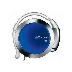 ビクター   Victor   ダイナミック 密閉型 耳かけ ヘッドホン メタリック&ブルー JVC HP-AL202-MA|bic-shop