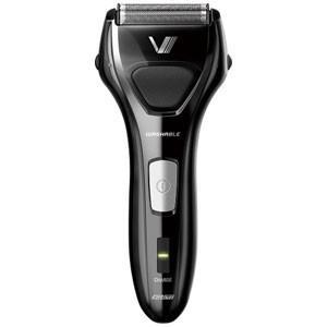 イズミ IZUMI メンズシェーバー 電気シェーバー ソリッドシリーズ S-DRIVE 2枚刃 シェーバー IZF-V517-K|bic-shop