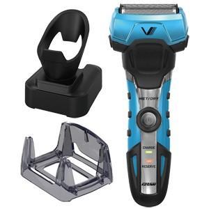 イズミ IZUMI メンズシェーバー 電気シェーバー ブルー グルーミングシリーズ A-DRIVE 3枚刃 シェーバー IZF-V738-A|bic-shop