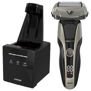 イズミ IZUMI メンズシェーバー 電気シェーバー シルバー ハイエンドシリーズ Z-DRIVE 5枚刃 シェーバー IZF-V998-S|bic-shop