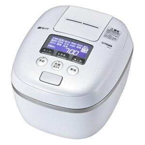 タイガー    TIGER   圧力 IH 炊飯ジャー 1升炊き アーバンホワイト 炊きたて 炊飯器   JPC-A182-WE|bic-shop