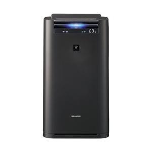 シャープ SHARP 空気清浄機 加湿機能付 空清31畳まで/加湿18畳まで グレー系 プラズマクラスター25000搭載 KI-JS70-H|bic-shop