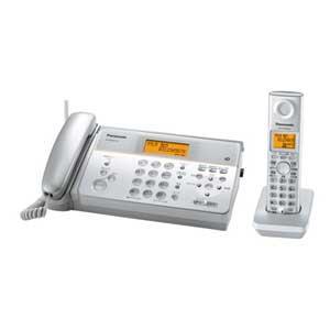 パナソニック Panasonic デジタル コードレス 感熱紙 FAX (子機1台)  おたっくす KX-PW211DL-S